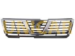 Решетка радиатора. Nissan Safari, WYY61, WRGY61, WFGY61, WGY61 Nissan Patrol Двигатели: TB45E, TB48DE, TD42T, RD28TI. Под заказ