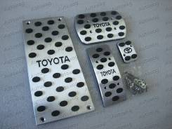 Накладка на педаль. Toyota Highlander Toyota Tundra