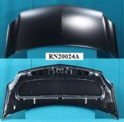 Капот. Renault Kangoo Двигатели: K4M, K9K, 5AM, K7M