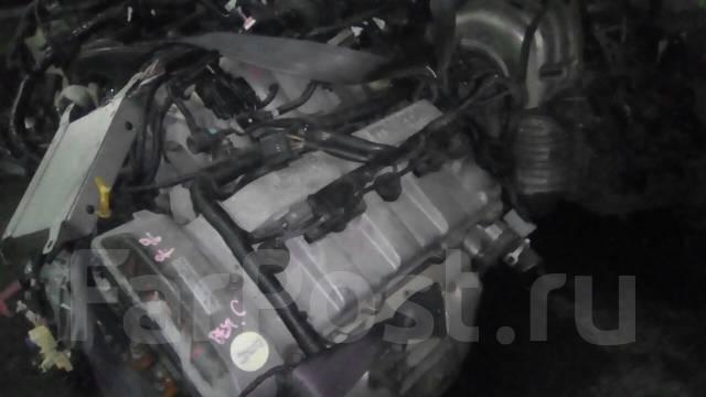 Двигатель. Mazda Premacy, CP8W Двигатель FPDE