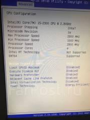 Intel Core i5-2300