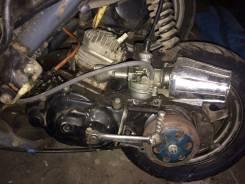 Honda Dio AF27. 70 куб. см., исправен, без птс, с пробегом