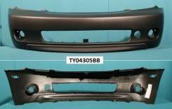 Бампер. Toyota XA, NCP61 Toyota ist, NCP65, NCP61, NCP60 Toyota Scion, NCP61 Двигатель 1NZFE