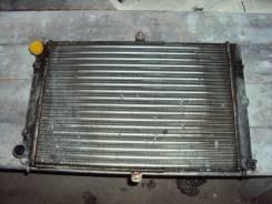 Радиатор охлаждения двигателя. Лада 2115, 2115