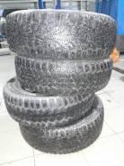 Pirelli Carrier. Зимние, шипованные, износ: 50%, 4 шт