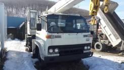 Kato NK. Isuzu Forward, 5 400 куб. см., 5 000 кг., 14 м.