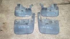 Брызговики. Nissan Terrano Nissan Terrano Regulus, JLUR50, JTR50, JRR50, JLR50 Двигатели: VG33E, QD32TI