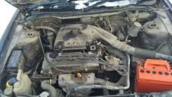 Двигатель. Nissan Presea, R10 Двигатели: GA15DS, GA15DE