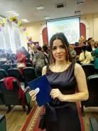 Психолог. Высшее образование по специальности, опыт работы 6 месяцев