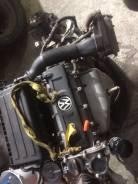 Двигатель в сборе. Volkswagen Polo