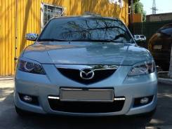 Накладка на фару. Mazda Axela, BK3P, BK5P, BKEP Mazda Mazda3, BK