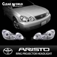 Фара. Toyota GS300, JZS160 Toyota Aristo, JZS161, JZS160 Lexus GS300, JZS160, JZS161. Под заказ