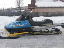 BRP Ski-Doo Summit X 670. исправен, есть птс, с пробегом