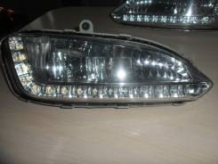 Фара противотуманная. Hyundai Santa Fe