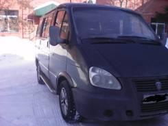 ГАЗ 2217 Баргузин. Продам Баргузина, 2 464 куб. см., 6 мест