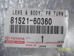 Стоп-сигнал. Toyota Land Cruiser, HDJ101, FZJ100, HZJ105, HDJ100, UZJ100 Двигатели: 1HZ, 1HDT, 1FZFE, 2UZFE, 1HDFTE