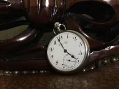 Часы Павел Буре Карманные 1917г. Старинные Антиквариат, механика. Оригинал