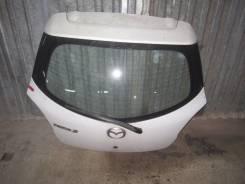 Крышка багажника. Mazda Mazda2, DE