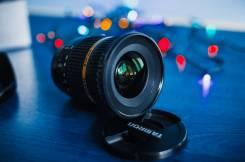 Объектив Tamron AF SP 10-24mm f/3.5-4.5 for Canon б/у. Для Canon, диаметр фильтра 77 мм