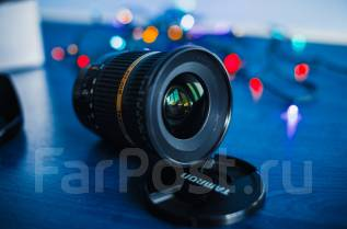 Объектив Tamron AF SP 10-24mm f/3.5-4.5 for Canon б/у. Для Canon, диаметр фильтра 77 мм