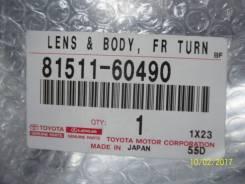 Стоп-сигнал. Toyota Land Cruiser, HDJ101, FZJ100, HDJ100, HZJ105, UZJ100 Двигатели: 1HZ, 1HDT, 1FZFE, 2UZFE, 1HDFTE