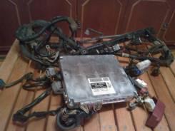 Проводка двс. Toyota Celica, ZZT230 Двигатель 1ZZFE