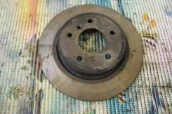 Диск тормозной. Nissan Qashqai, J11 Двигатель MR20DE