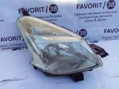 Фара. Toyota Ractis, NCP100, SCP100, NCP120