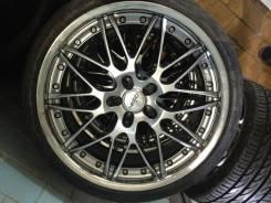 Колеса разноширокие R20: диски Oxigin R20 5*112 + Шины Pirelli P Zero. 9.5/11.0x20 5x112.00 ET-32/-32