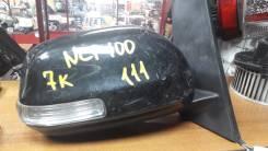 Зеркало заднего вида боковое. Toyota Ractis, NCP100, SCP100, NCP105