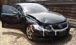 Lexus GS350. GRS190, 2GRFSE