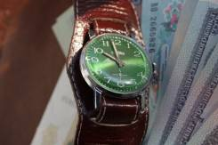 Винтажные часы Cornavin отличные дошедшие из СССР. Оригинал
