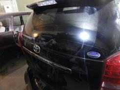 Дверь багажника. Toyota Wish, ANE11, ZNE10, ANE10, ZNE14 Двигатели: 1ZZFE, 1AZFE, 1AZFSE