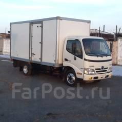 Hino 300. HINO - 300. Фургон термос., 4 009 куб. см., 3 500 кг.