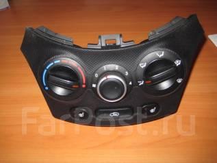 Блок управления климат-контролем. Hyundai Solaris, RB Двигатели: G4FC, G4FA