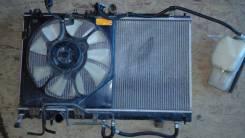 Радиатор охлаждения двигателя. Mitsubishi Lancer Evolution, CT9A Двигатель 4G63