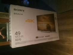"Sony KD 49XD7005. больше 46"" LCD (ЖК)"