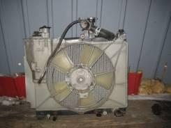 Радиатор охлаждения двигателя. Toyota ist, NCP60