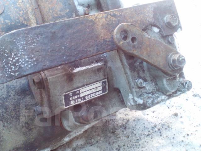 Коробка от FE6 ниссан дизель, кузов. Nissan Diesel