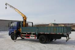 Foton. Продам BJ5250JSQ с манипулятором, 4 000 куб. см., 7 000 кг.