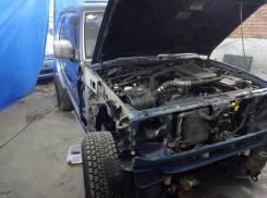 Двигатель. Mitsubishi Pajero, V24WG, V44WG, V44W, V24W Двигатель 4D56
