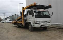 BHD-822, 2008. Эвакуатор-автовоз, 4 000 куб. см., 5 000 кг.