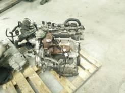 Двигатель 1NDTV Toyota Yaris Auris Corolla 1.4 дизель 05-08 гв