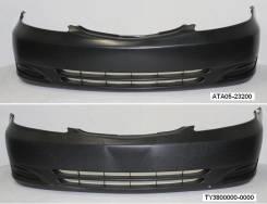 Бампер Передний Toyota Camry ACV3# `01-04 б/тум. б/отв. п/крюк. Toyota Camry, ACV36, MCV30, ACV35, ACV31, ACV30, ACV30L Двигатели: 1MZFE, 2AZFE