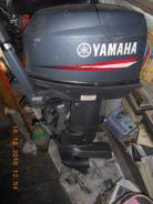 Yamaha. 25,00л.с., 2х тактный, бензин, нога X (635 мм), Год: 2011 год