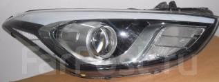 Фара. Hyundai i30