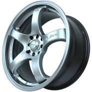 Sakura Wheels 391A. 8.0x18, 4x100.00, 4x114.30, ET38, ЦО 73,1мм. Под заказ