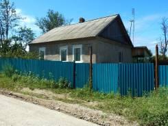 Продаётся жилой дом 55 кв. м. с участком в с. Владимиро-Александровское. Ул. Заречная, д. 11, р-н с. Владимиро-Александровское, площадь дома 55 кв.м....