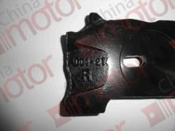 Пластина упорная суппорта R BAW 1044 1065 Е 2/3 YF3501AD04-200(деталь для востановления) [AD04-21], правая