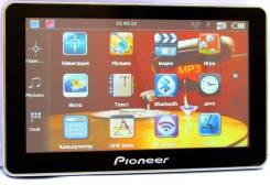"""GPS навигатор Pioner 5"""" с видео регистратором."""